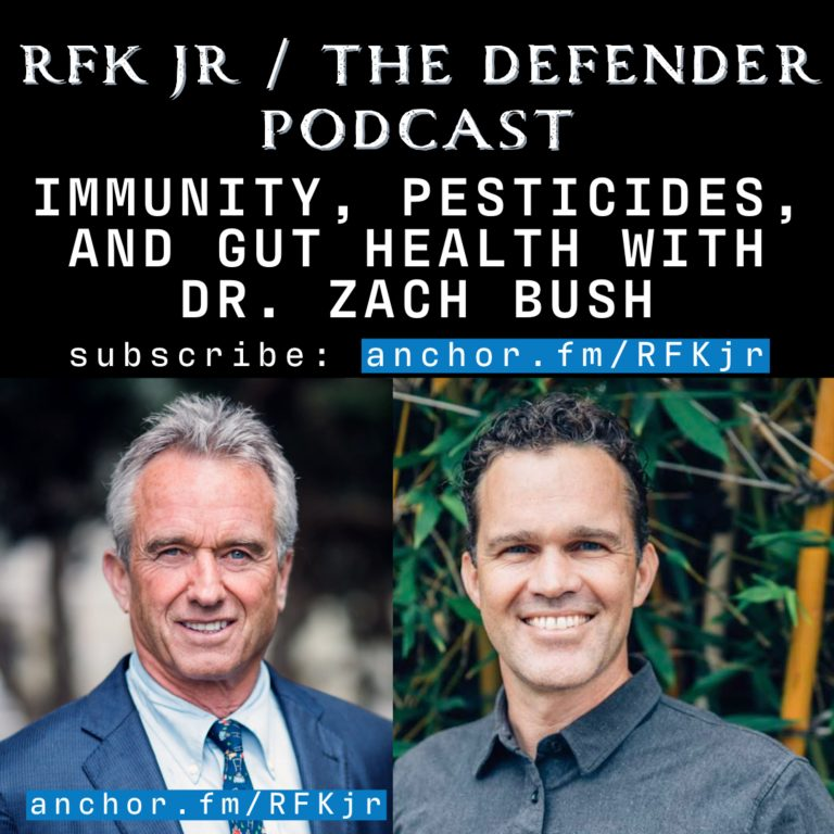 Immunity, Pesticides, and Gut Health with Dr Zach Bush